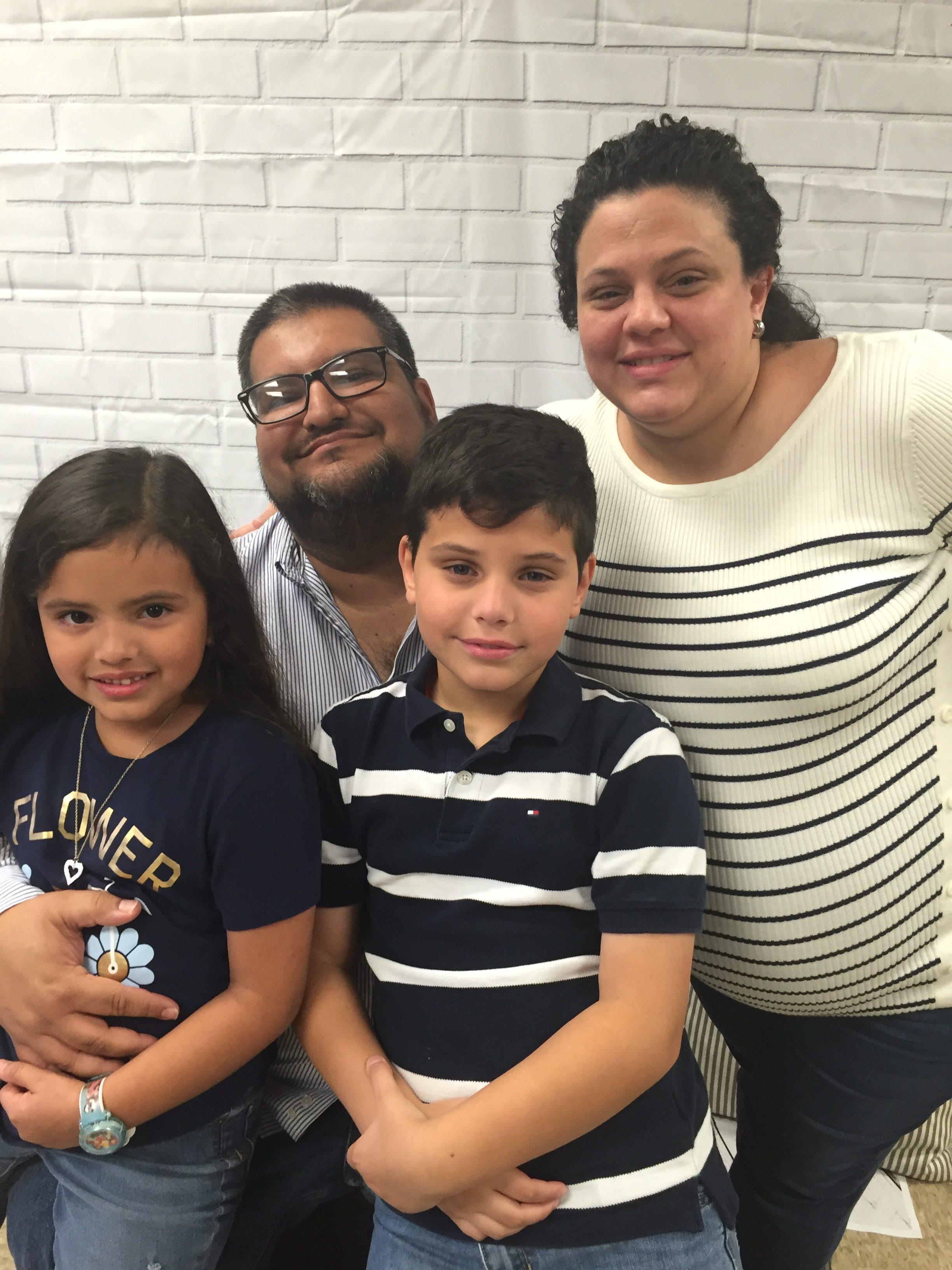 Proyecto Familia: Recuperando, Renovando y Reclamando!